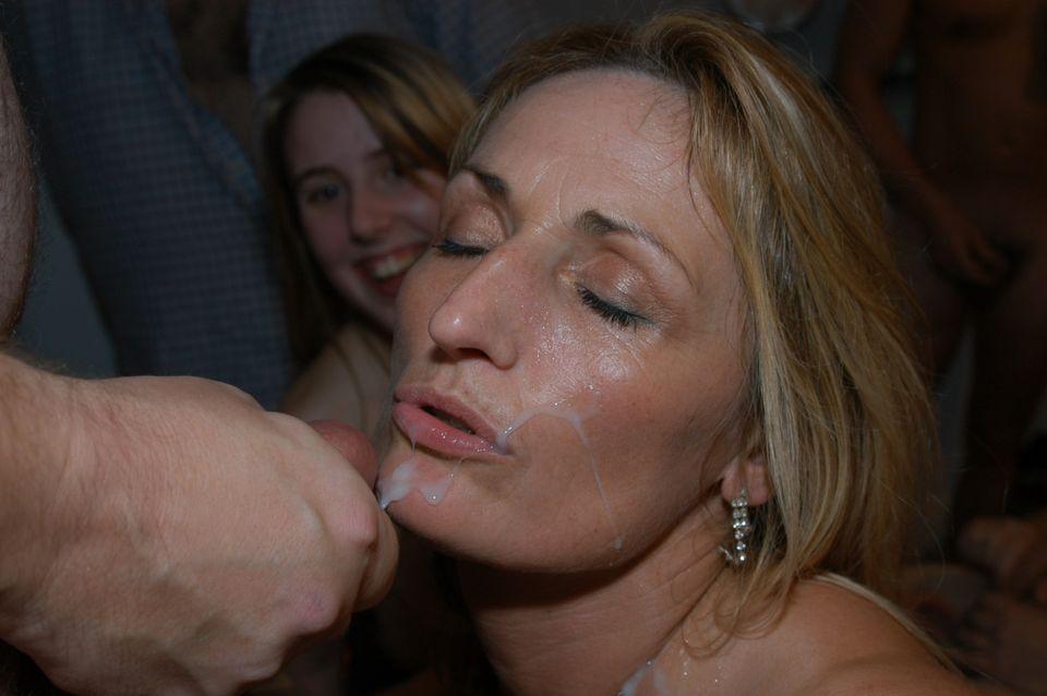 Wife Facial